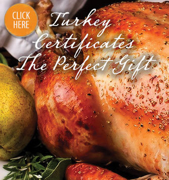 Turkey Certificates The Perfect Gift
