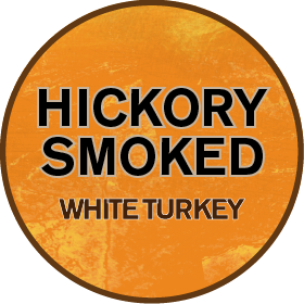 Hickory Smoked White Turkey