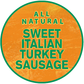 Sweet Italian Turkey Sausage