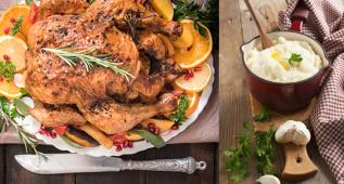 A Norbest Country Holiday Turkey Dinner