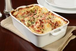 Potato and Ham Casserole