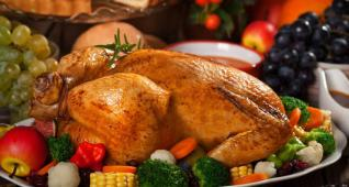 Traditional Thanksgiving feast recipes